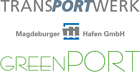 Logo der Firma Magdeburger Hafen