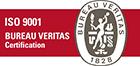 ISO_9001 Logo Bureau Veritas